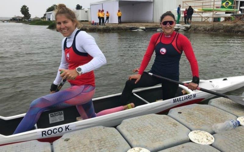 Canotaje le da una nueva medalla de plata a Chile en los Juegos Panamericanos de Lima 2019