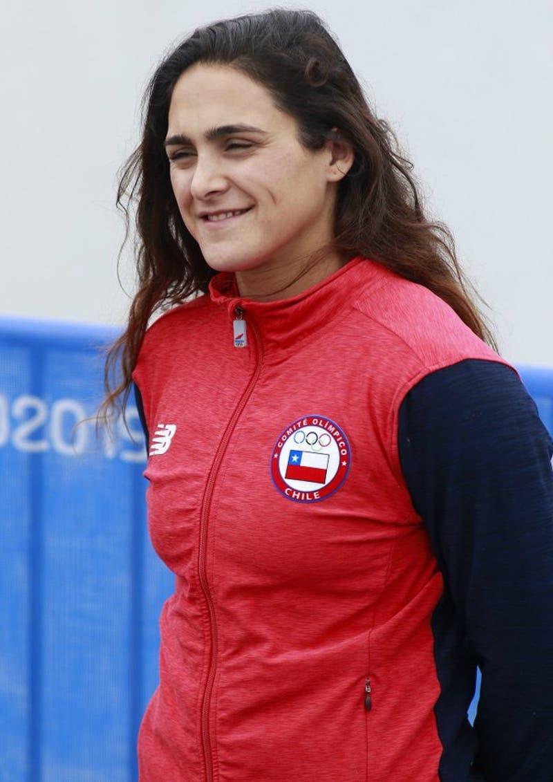 María José Mailliard le da en canotaje una nueva medalla de plata a Chile en Lima 2019