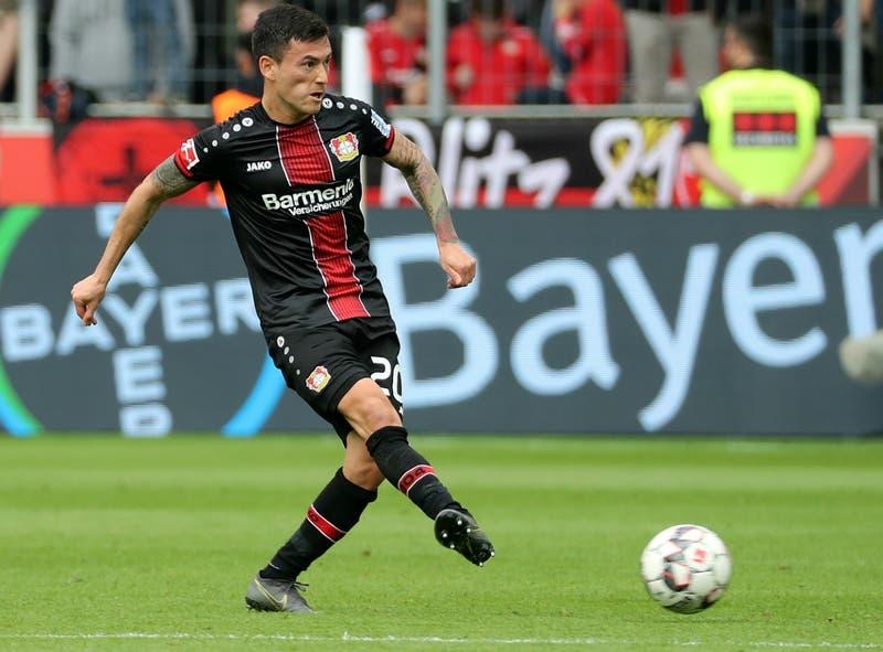 """[VIDEO] """"El Príncipe está de vuelta"""": Aránguiz se reintegra al Leverkusen y repasa la Copa América"""