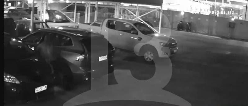 Video muestra al dueño de Línea Azul minutos antes de su detención