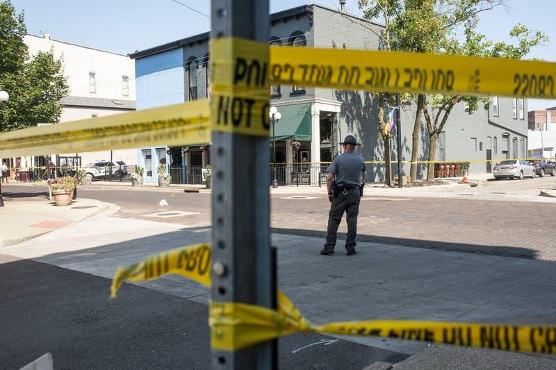 Policía de Ohio confirma que la hermana del tirador es una de sus nueve víctimas