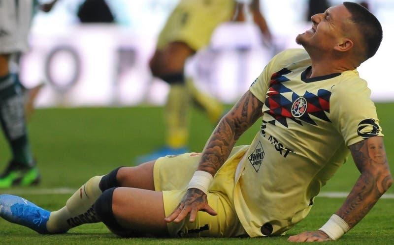 """""""Dejaré el alma en la recuperación"""": El mensaje de Nicolás Castillo tras sufrir una dura lesión"""