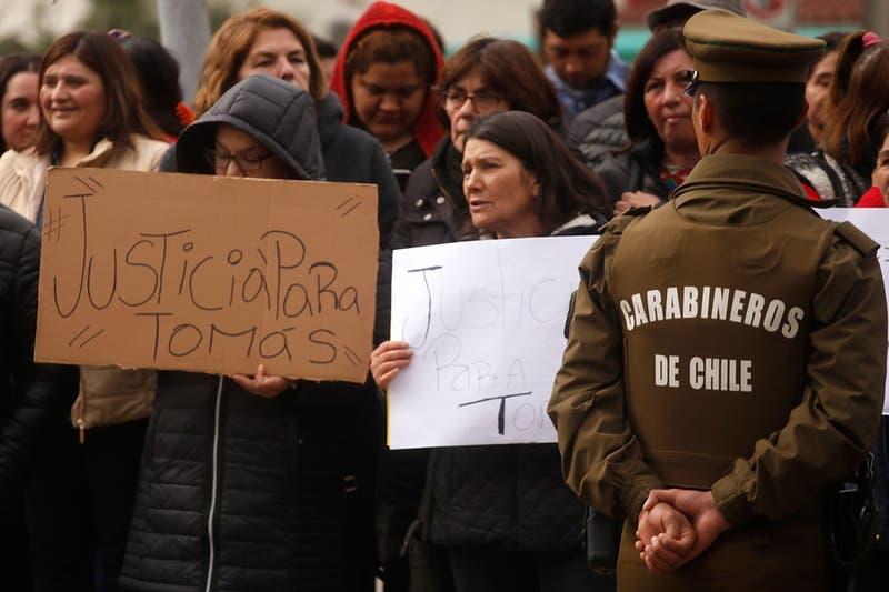 En prisión preventiva e internación provisoria quedan los responsables del crimen de joven scout