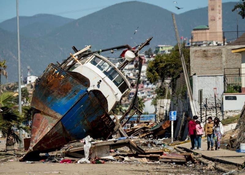 Terremoto de Coquimbo 2015