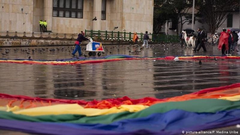 Latinoamérica: 1.292 personas LGTBI han sido asesinadas desde 2014