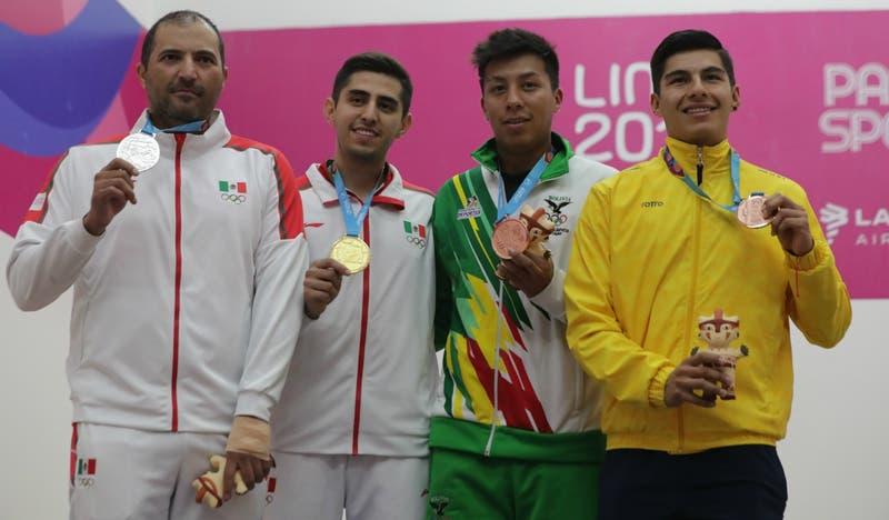 Bolivia destina más de 60 millones de pesos chilenos para deportistas que obtuvieron medalla en Lima