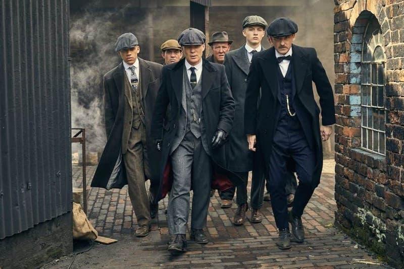 """""""Peaky Blinders"""": Confirman fecha para el estreno de la quinta temporada"""