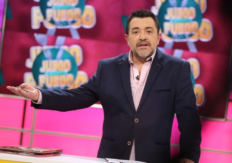 """""""Juego contra fuego"""": Nuevo programa de Canal 13 conducido por Leo Caprile se estrena este lunes"""