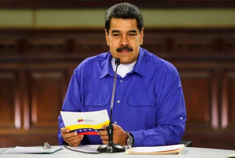 """Maduro """"confirma"""" contactos entre Washington y el gobierno venezolano"""
