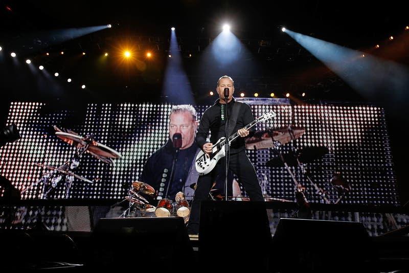 Metallica en Chile: Cuándo inicia la venta de entradas generales
