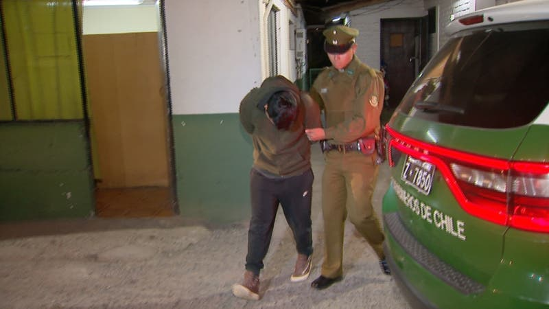 [VIDEO] Persecución policial desde ruta 68 a Ñuñoa terminó con los delincuentes chocando