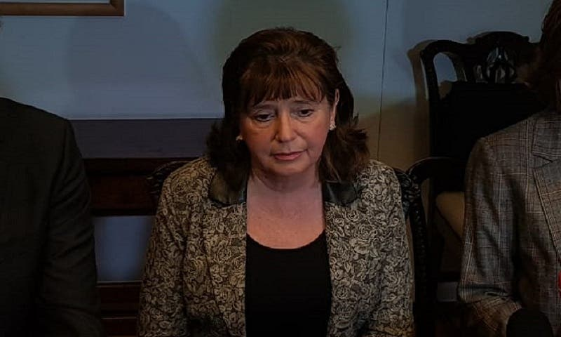 Dora Altbir Drullinsky es la Premio Nacional de Ciencias Exactas