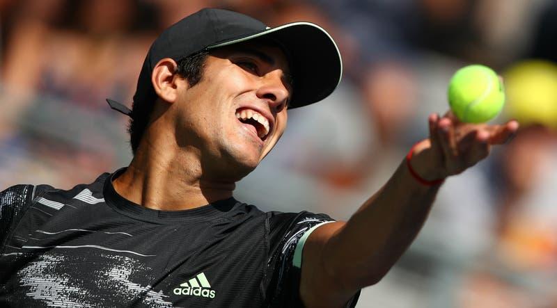 Día y hora del partido de Christian Garín por la segunda ronda del US Open