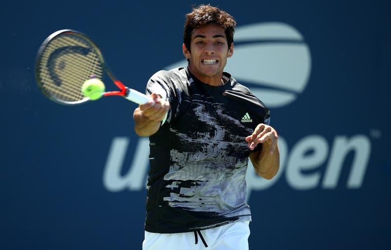 Christian Garín pierde ante Álex de Miñaur y se despide en segunda ronda del US Open