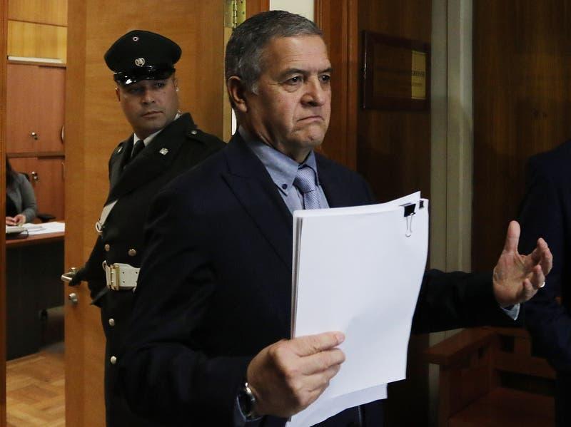 Carroza rechaza medida de prescripción a Hernández Norambuena