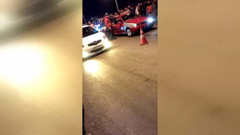 Encuentran tres autos robados en carreras clandestinas de San Bernardo