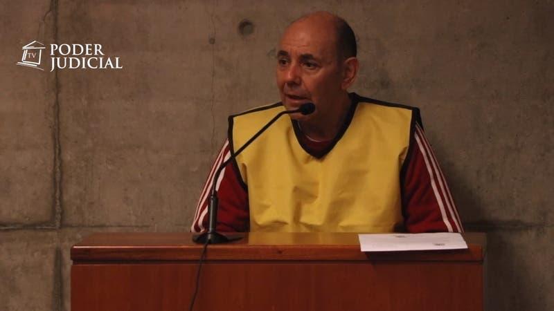 "Juez Carroza rechaza rebaja de pena al ""comandante Ramiro"""