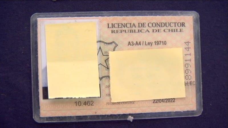 38 personas detenidas en Pencahue por entregar licencias de conducir fraudulentas