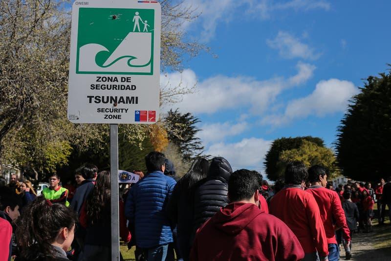 Este jueves se realiza el simulacro sismo-tsunami para todo el borde costero de Valparaíso