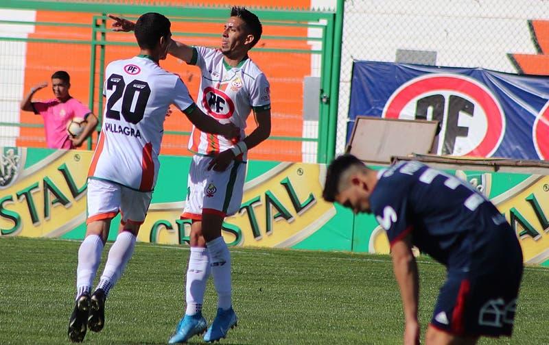 Copa Chile: Universidad de Chile sufre dura caída ante Cobresal en el retorno de Herrera al arco