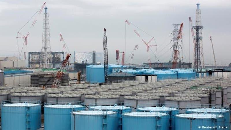 Japón se plantea verter agua radiactiva de Fukushima al mar