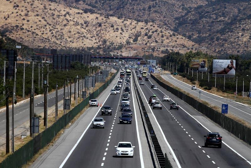 Fiestas Patrias 2019: Revisa las medidas de contingencia por salida masiva de autos desde Santiago