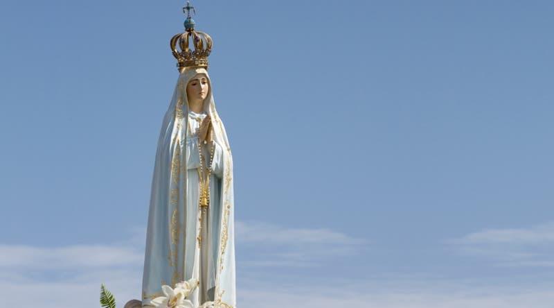 La Virgen de Fátima llegó a Chile: revisa las ciudades donde será su peregrinaje