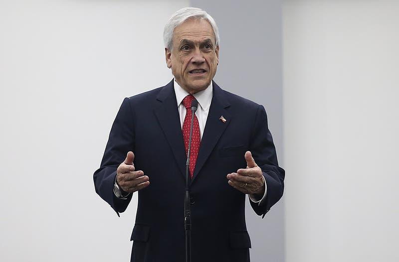 """Piñera por fin del Gobierno de Maduro: """"Vamos a hacer todo lo que esté a nuestro alcance"""""""