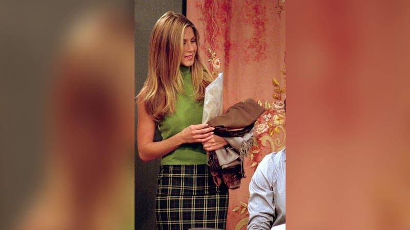 Jennifer Aniston tuvo que perder casi 15 kilos para interpretar a Rachel Green en Friends
