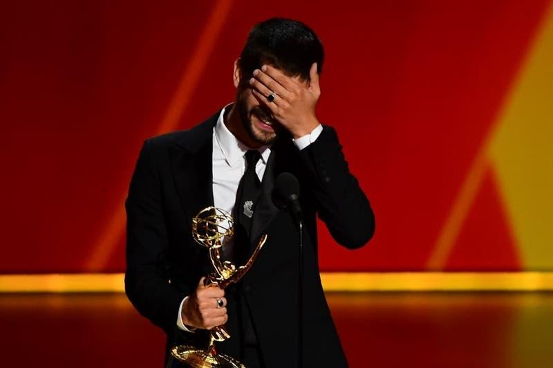El discurso más real de un ganador del Emmy: Estoy con resaca