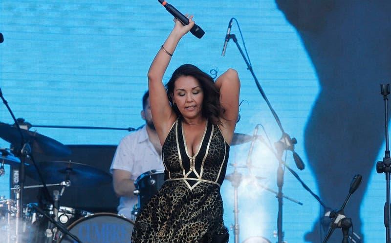 La irónica respuesta de Dennise Malebran por polémica en los Grammy Latino