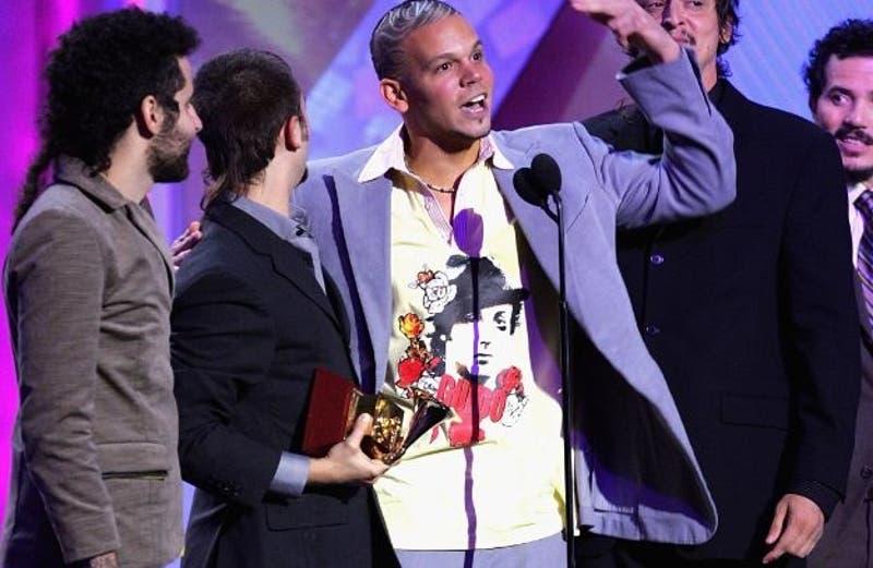 Grammy Latino: Residente recuerda polémica con el reggaetón