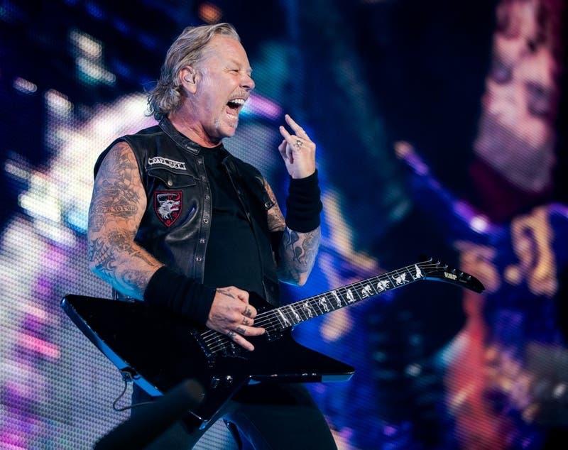 James Hetfield ingresa a rehabilitación y Metallica suspende gira por Oceanía