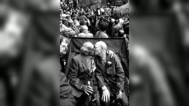 A 30 del primer acuerdo de unión civil gay: La historia de la pareja más antigua del mundo