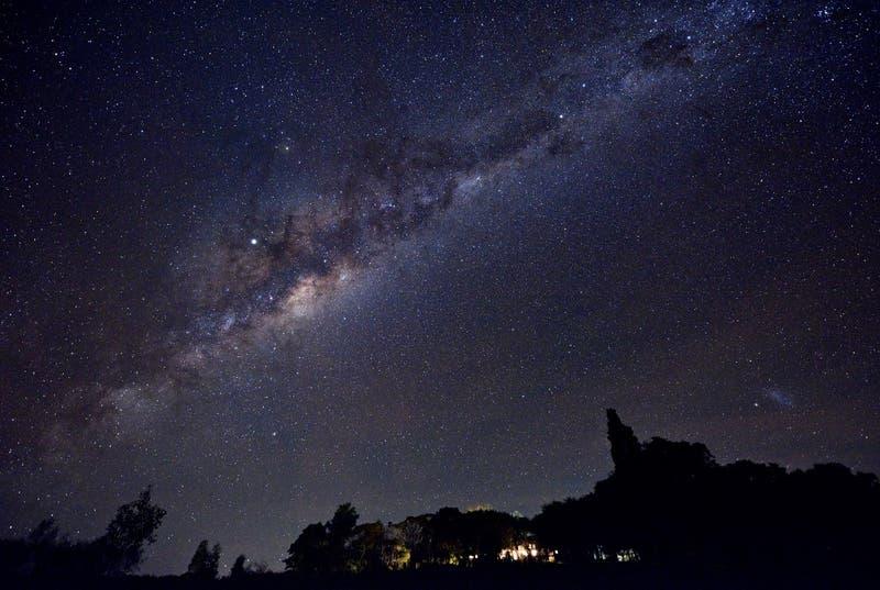 Explota un agujero negro supermasivo en el centro de nuestra Vía Láctea