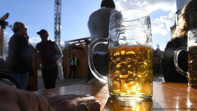 7,3 millones de litros de cerveza se bebieron en el Oktoberfest