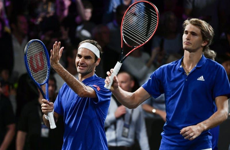 Fanáticos arrasan con primeras entradas y esto cuesta ahora ver a Roger Federer en Chile