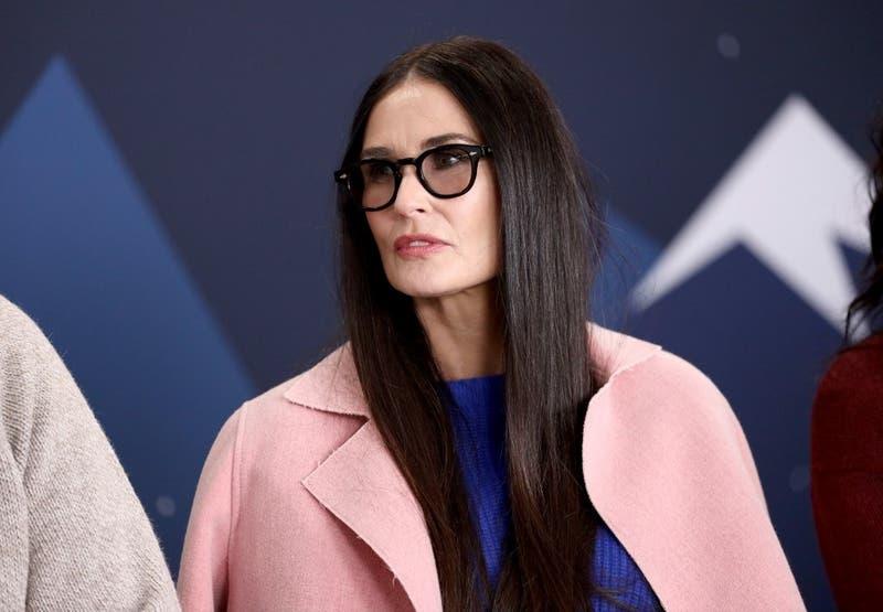 Revelan identidad de hombre que violó a Demi Moore cuando tenía 15 años: Su madre la vendió