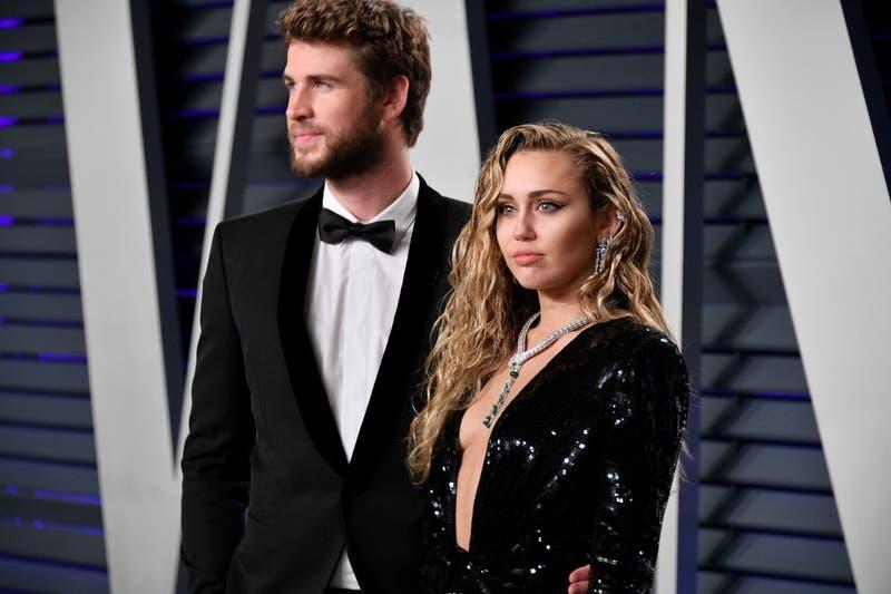 Liam Hemsworth es captado tomado de la mano con misteriosa rubia tras quiebre con Miley Cyrus