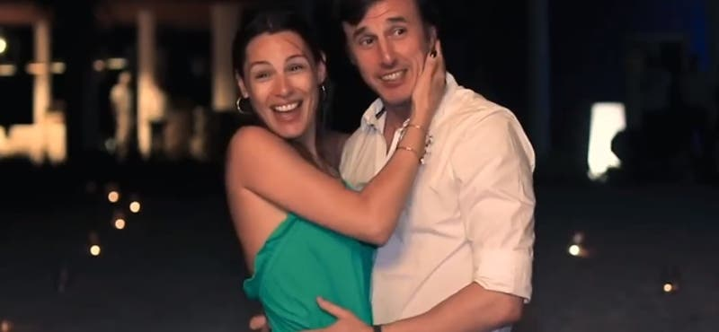 Pampita confirma que se casa con su novio Roberto García Moritán