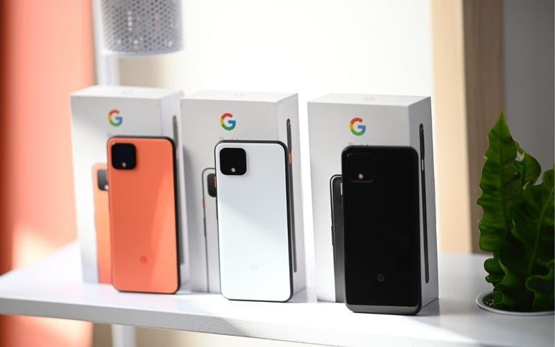 Las características (y el precio) de Pixel 4, el nuevo smartphone de Google
