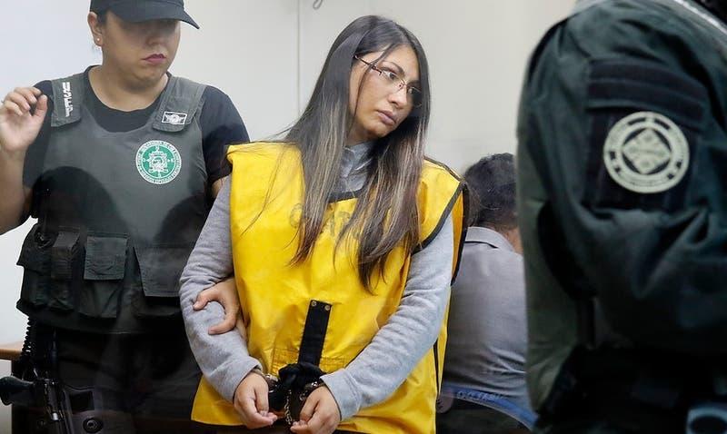 Johanna Hernández: Trasladan a hospital psiquiátrico a condenada por asesinato de Nibaldo Villegas