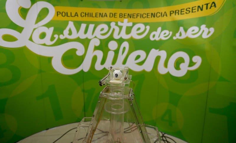 La Suerte de Ser Chile: Todos los ganadores del millonario sorteo