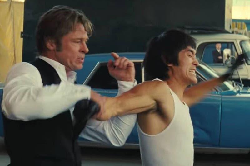 Había una vez... cancelada en China por versión de Bruce Lee