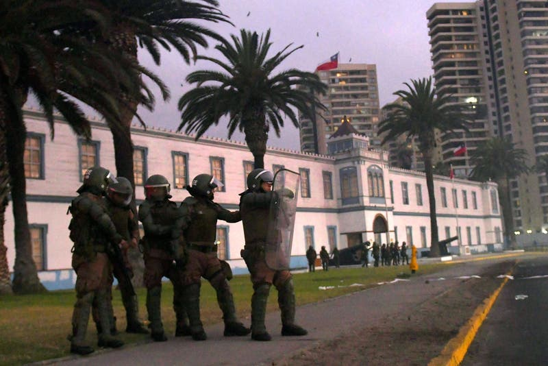 Declaran estado de emergencia en la provincia de Iquique y la comuna de Pozo Almonte