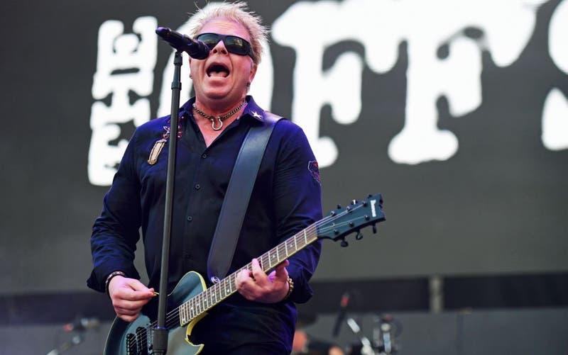Show suspendidos en Chile: The Offspring y Bad Religion, Avello