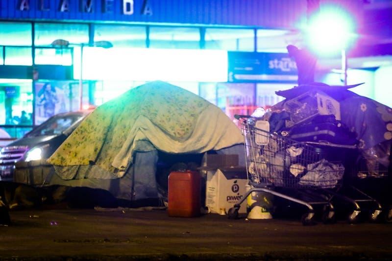 Confirman sobreseimiento de hombre en situación de calle por supuestamente infringir cuarentena