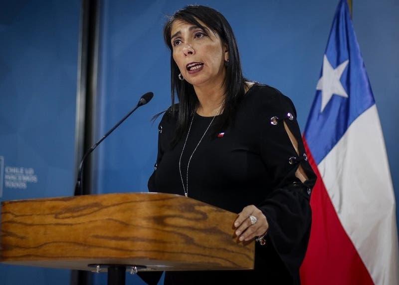 Karla Rubilar pide que para las marchas se solicite autorización