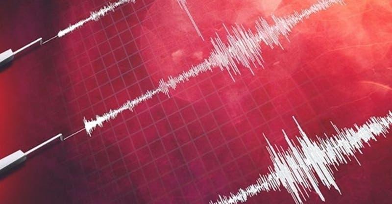 Temblor se percibe en la zona central del país