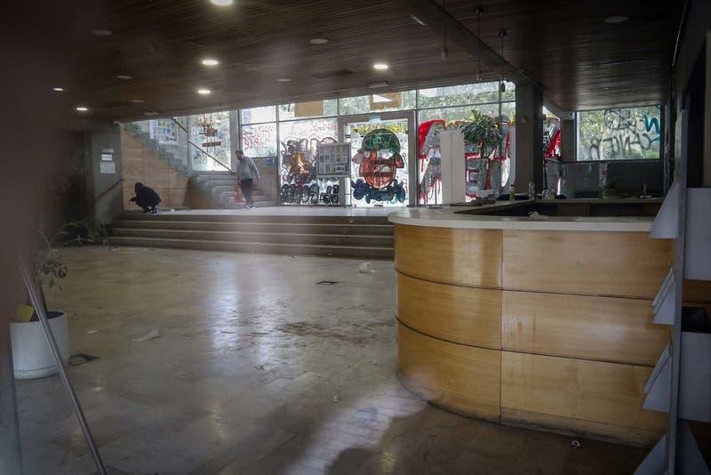 [VIDEO] Evelyn Matthei asegura que están identificando a quienes atacaron el Café Literario